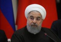 Президент Ирана назвал главную причину напряженности в регионе
