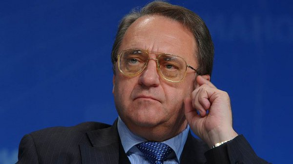 Михаил Богданов.