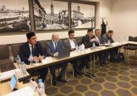 Заседание Совета по исламскому образованию проходит в Москве