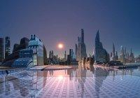 В Саудовской Аравии появится город с собственной Луной