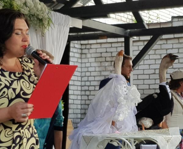 (Фото: VK / Свадьба Харвистера и Кришны)