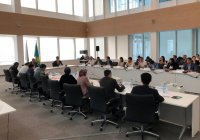 ДУМ РТ принимает участие в совещании Исламской организации по продовольственной безопасности