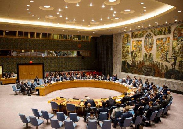 Концепция РФ по Персидскому заливу передана в СБ ОНН.