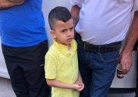 В Израиле на допрос по делу о беспорядках вызвали пятилетнего палестинского мальчика