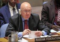 Небензя обвинил ООН в замалчивании реального числа жертв террористов в Сирии