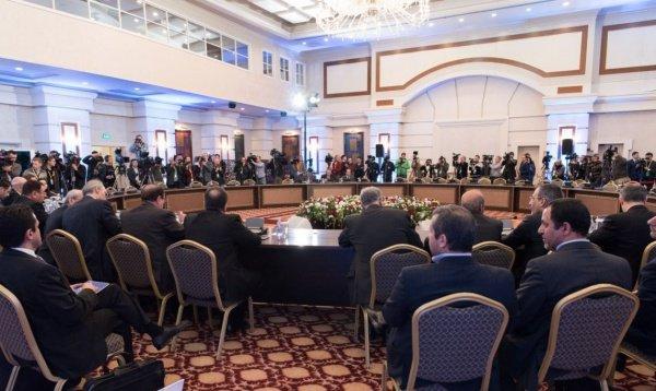 В Нур-Султане продолжается подготовка к очередному раунду межсирийских переговоров.