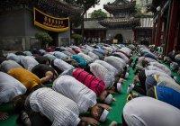 СМИ: в Китае избавляются от исламских символов и надписей на арабском языке