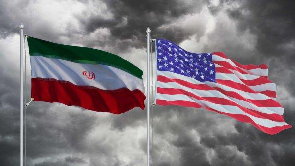 CША и Иран (Фото: Illustration by Ed Woodhouse/Al-Monitor)
