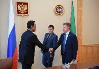 Татарстан рассчитывает на расширение сотрудничества с Индонезией