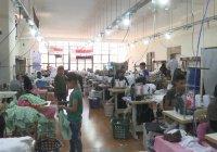 В Алеппо восстановили работу фабрики детской одежды
