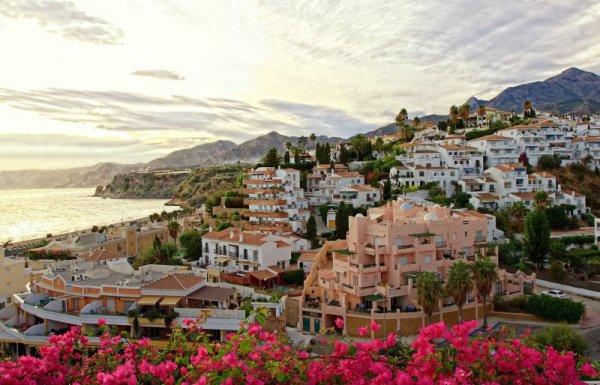 Андалусия - самая южная часть Испании.