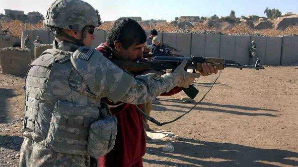 США подтвердили, что готовят боевиков в Сирии