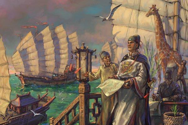 Мусульманский путешественник, опередивший Колумба и Поло