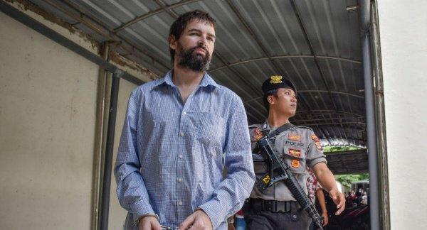 Феликс Дорфен проведет в тюрьме 19 лет.