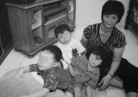 В Малайзии няня спасла детей ценой своей жизни