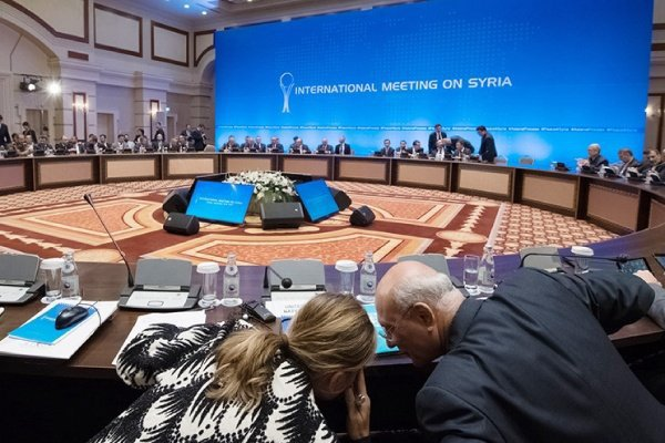 В Нур-Султане завершаются межсирийские переговоры.