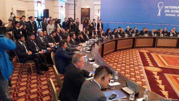 Стало известно, когда состоится следующий раунд межсирийских переговоров.