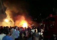19 человек погибли при взрыве кислородного баллона в Каире