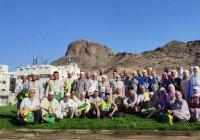 В Мекку прибыли все татарстанские паломники