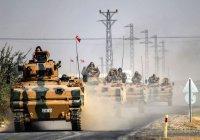 Эрдоган объявил о начале новой военной операции в Сирии