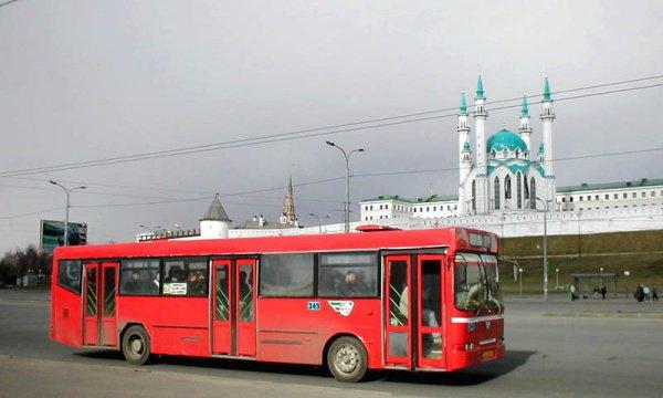 В мэрии Казани рассказали о работе общественного транспорта.