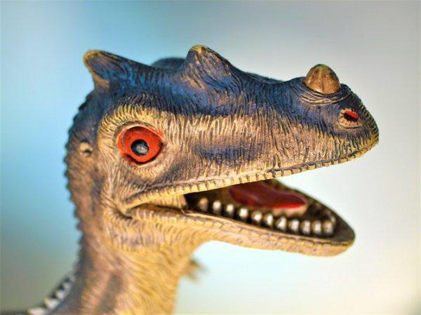 Техасский динозавр получил название Aquilarhinus palimentus