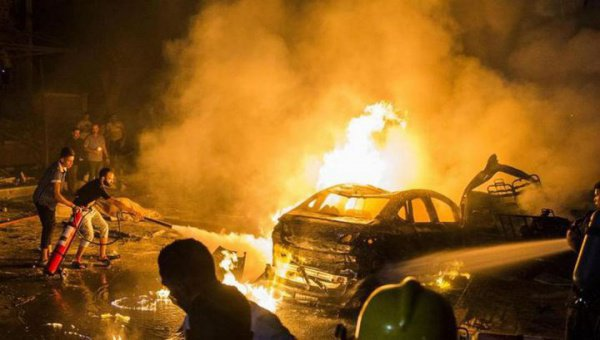 Жертвами теракта стали 20 человек.