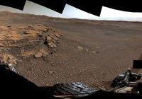 Найдены следы разливов рек и озер на Марсе