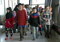 Последняя группа российских детей будет вывезена из Ирака