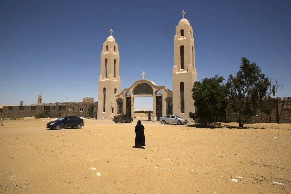 В Египте начали процесс легализации церквей.