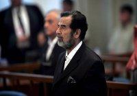 В парламенте Ирака хотят повесить портрет Саддама Хусейна