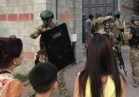 Спецназ штурмует резиденцию Атамбаева в Киргизии
