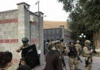 Спецназ не смог взять штурмом дом Атамбаева с двух попыток