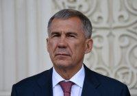 Рустам Минниханов посетит Туркменистан