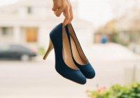 В Англии женщина купила туфли и едва не лишилась ноги