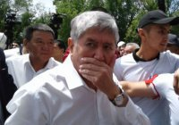 Алмазбек Атамбаев доставлен в Следственное управление
