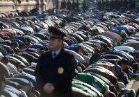 Более 3,5 тыс. сотрудников полиции обеспечат порядок на Курбан-байрам в Москве