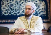 Муфтий Татарстана поздравил верующих с наступающим праздником Курбан-Байрам