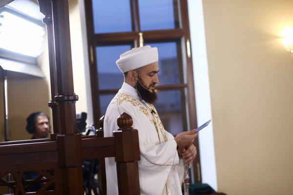 В Галеевской мечети Казани состоялся праздничный намаз