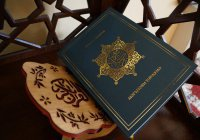 Камиль Самигуллин подарил Президенту РТ экземпляр татарского перевода смыслов Корана