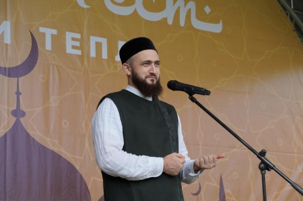 Муфтий Республики Татарстан Камиль хазрат Самигуллин.