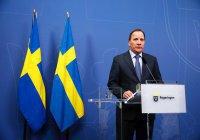 Премьер Швеции осудил попытку теракта в Норвегии