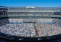 Мусульмане США впервые отпраздновали Курбан-байрам на стадионе (ФОТО)