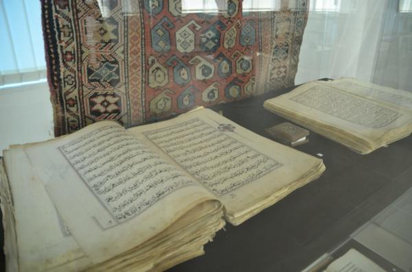 Виртуальная экскурсия в Музей истории мировых культур и религий