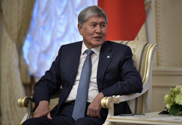 Бывшему киргизскому лидеру может грозить пожизненное лишение свободы (Фото: Алексей Никольский/ТАСС)