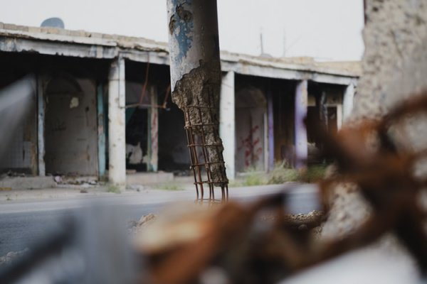 Прежде сообщалось, что снаряды рухнули в особо охраняемой «зеленой зоне» Багдада