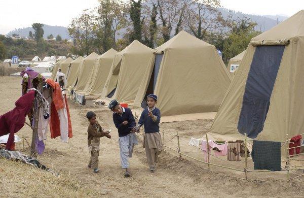 В течение суток не осуществлялся вывод беженцев в места постоянного проживания