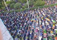 180 тыс. мусульман отметили Курбан-байрам в Санкт-Петербурге