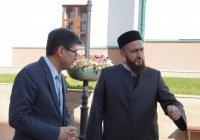 Муфтий Татарстана встретился с генконсулом Узбекистана в Казани