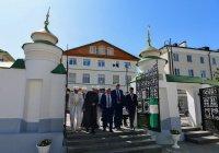 Президент Татарстана посетил маджлис, посвященный празднику Курбан-байрам